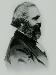 Marx im Profil
